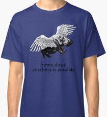Some Days .. (colour version) Classic T-Shirt