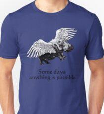 Some Days .. (colour version) Unisex T-Shirt