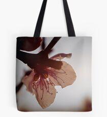 Blossoming light Tote Bag
