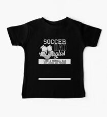Douglas Dad soccer Baby T-Shirt