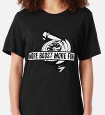 More boost Slim Fit T-Shirt