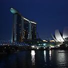 Marina Bay Sands Integrated Resort by Tim Coleman