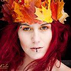 Autumn Titania by Moijra