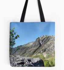 Glencoe Aonach Eagach Tote Bag