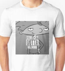 Hey Arnold! - Straight Outta Hillwood! Unisex T-Shirt