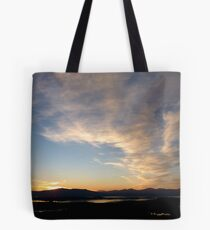 Midsummer Evening Loch Linnhe Tote Bag