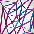 3D futuristische GEO Linien von tamaya111