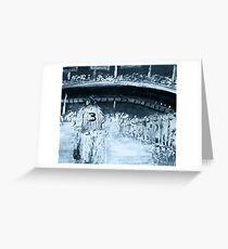 YANKEE STADIUM 1948 Greeting Card