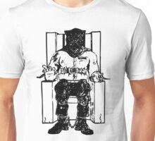 Death Row (Black Chair) Unisex T-Shirt