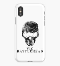 Vic Rattlehead - Megadeth iPhone Case/Skin