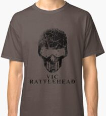 Vic Rattlehead - Megadeth Classic T-Shirt
