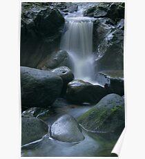 Cold Pool, Barcaldine, Argyll Poster