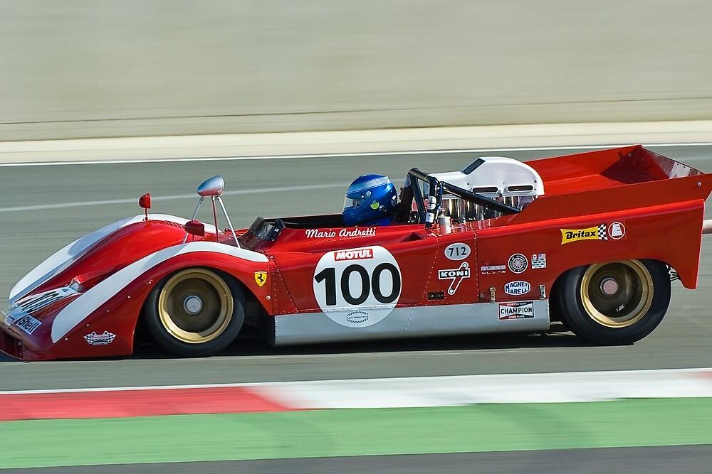 Ferrari 712 by Willie Jackson