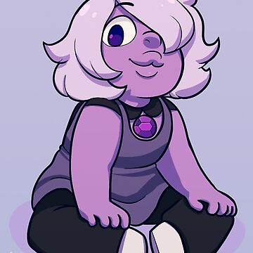Young Amethyst by skippyrip