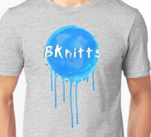 Blue Splat! Unisex T-Shirt