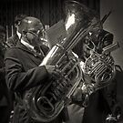 Musicians by marcopuch