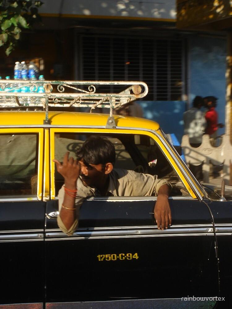 taxi driver by rainbowvortex
