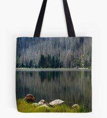 Plešné Jezero Tote Bag