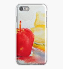 Life Should Be a Bowl of Fruits iPhone Case/Skin