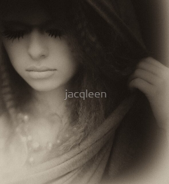 a silent PRAYER.. by jacqleen
