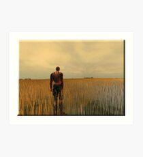 The Far Away Art Print