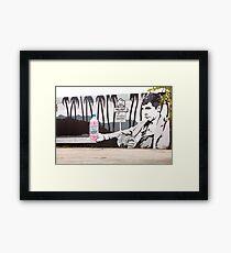 Tony Framed Print