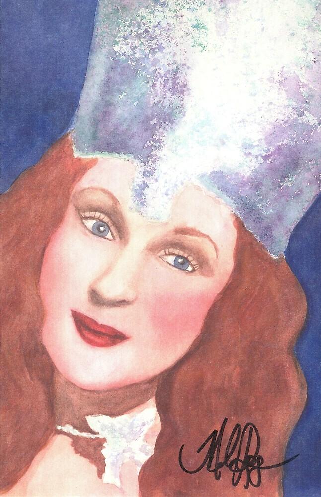 Glenda the Good Witch by artymelanie