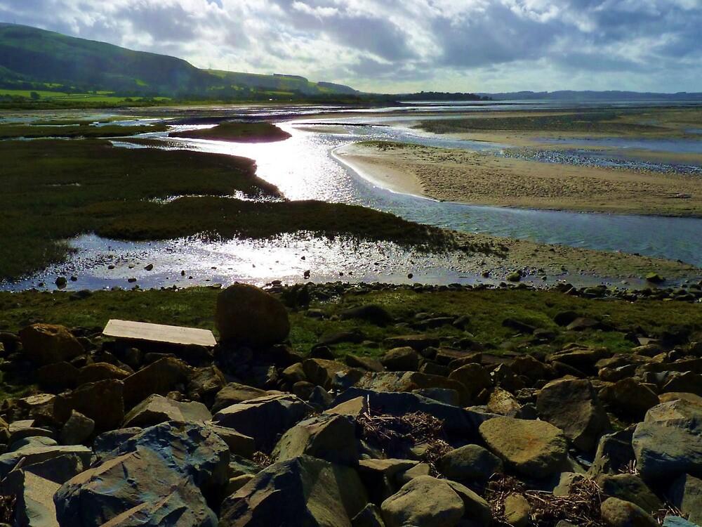 Glan y Mor, North Wales Coast by artfulvistas