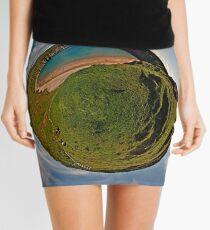 Silver Strand Beach, Malin Beg, South Donegal Mini Skirt