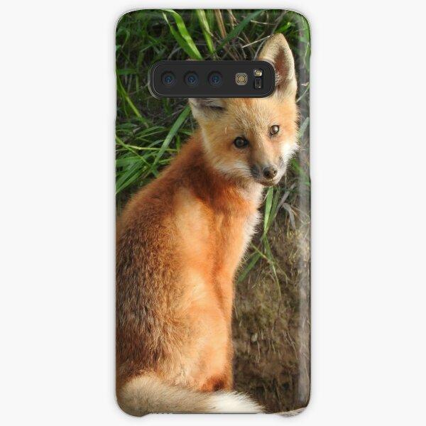 Little Red Samsung Galaxy Snap Case
