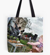 Bird Thief Tote Bag