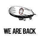 «Estamos de vuelta - La Casa De Papel» de Hilaarya