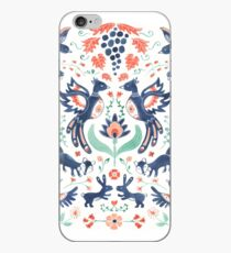 Nature in balance iPhone Case