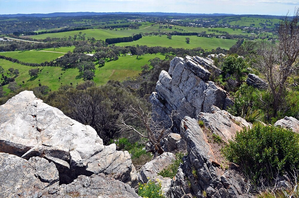 Mount Barker Summit Views by JaninesWorld