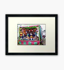 Win-A-Pooh!!! Framed Print