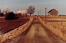 A Farm in Fall.......... by Larry Llewellyn