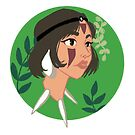 « Princesse de la forêt  » par Zosmala