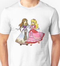 Zelda X Peach T-Shirt