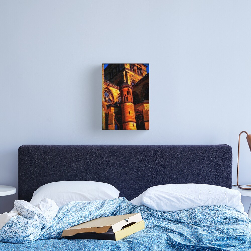 Once Upon a Dream Canvas Print