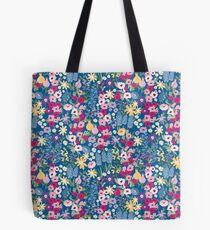 Pretty Cottage Garden Tote Bag