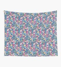 Pretty Cottage Garden Wall Tapestry