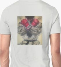 "airbrush ""Ryu"" Artwork Unisex T-Shirt"