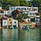 Cala D'Or Marina by Brian Tarr
