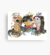 Boat Party Canvas Print