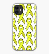 Support Our Troops Ribbon iPhone Case