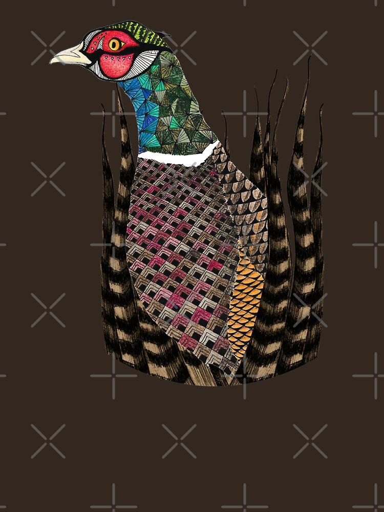 Pheasant Totem by Free-Spirit-Meg