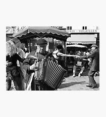 Rue Mouffetard Market (Paris) Photographic Print