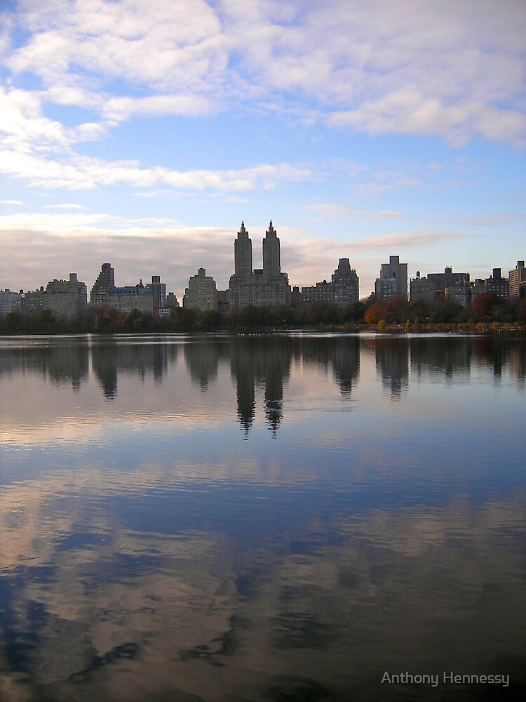 central park   new york city by Anthony Hennessy