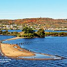 Duluth Harbor by MKAOleson