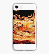 Psychedelic Elegance iPhone Case/Skin